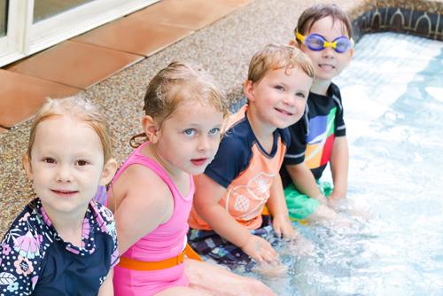 Class Levels | Turramurra Learn to Swim